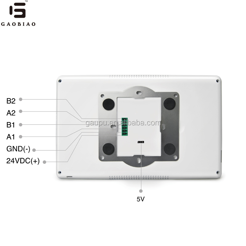OCpad Central Intelligent HVAC CONTROLLER