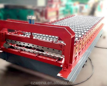 roll forming machine importer