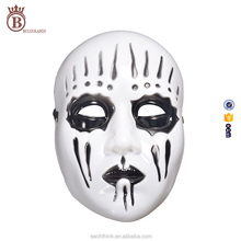 Best Selling Plastic Halloween Horror Scary Bloody Red Clown Party Masks