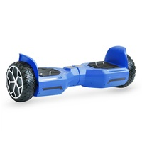 2018 HTOMT Manufacture self-balance electric scooter, 6.5 inch fat tire off road wheel scooter 2 Wheel Hoverboard With Bluetooth