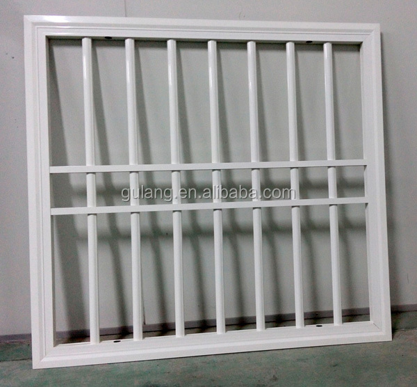 Decorative Security Iron Simple Window Grills Buy Window