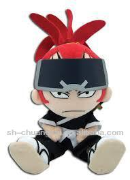 plush and stuffed Naruto cartoon images toys
