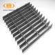 High quality steel bar steel grating and serrated design platform floor galvanized welded floor anti-slip grating