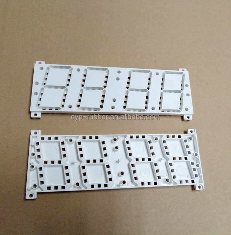 Made In China customized Plastic Mould Injection Factory PVC/ABS/PC/PA66/TPU parts