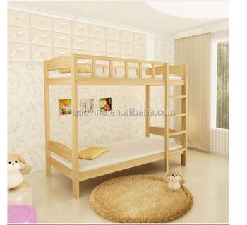 Top Solid Wood Pine Loft Bunk Bed