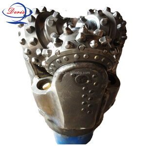 "discount price 8 1/2"" IADC 517 rock tricone drill bit for water well drilling rigs tricone rock bit"