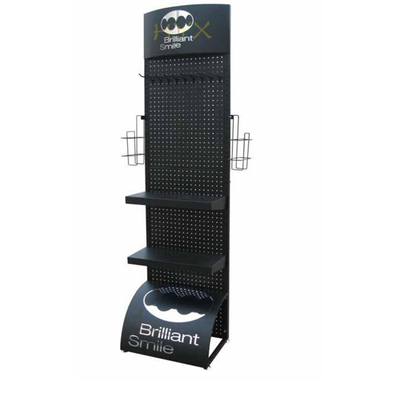 custom <strong>retail</strong> portable lighted items product floor stand for store shop fittings fixtures shelving unit shelves display racks