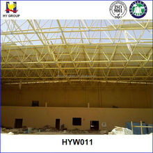 Prefabricated steel structure church buildings