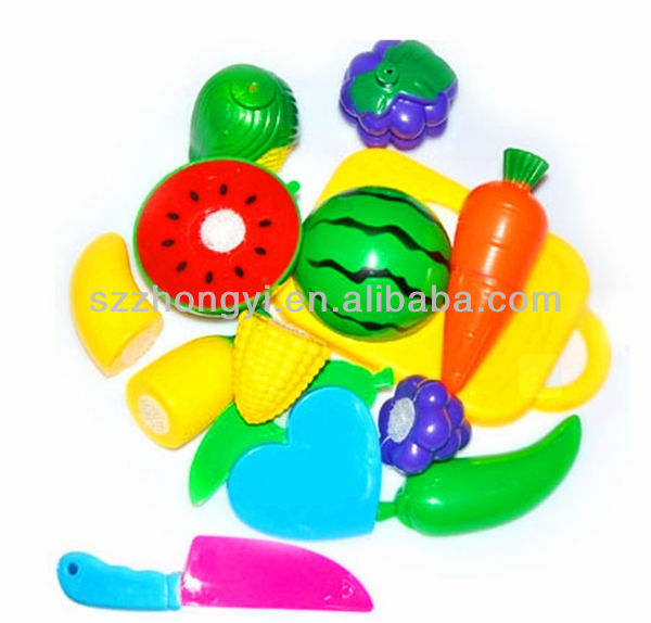 factory price wholesale of artificial fruits and vegetables decorations