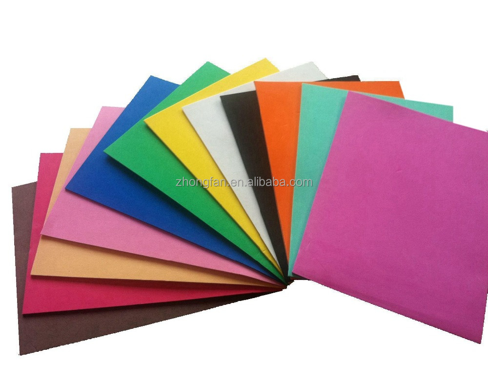 Wholesaler Ecofriendly High Density Closed Cell Custom EVA Roll Foam Rubber Sheets Plastic Paper for Hand Crafts