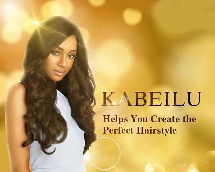 Kabeilu cuticola aligned capelli, onda di acqua vergine dei capelli umani che durano più di 2 anni, afro crespo dei capelli umani del tessuto