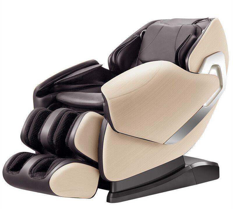 뜨거운 판매 전기 L 트랙 전신 온열 마사지 의자 집에서