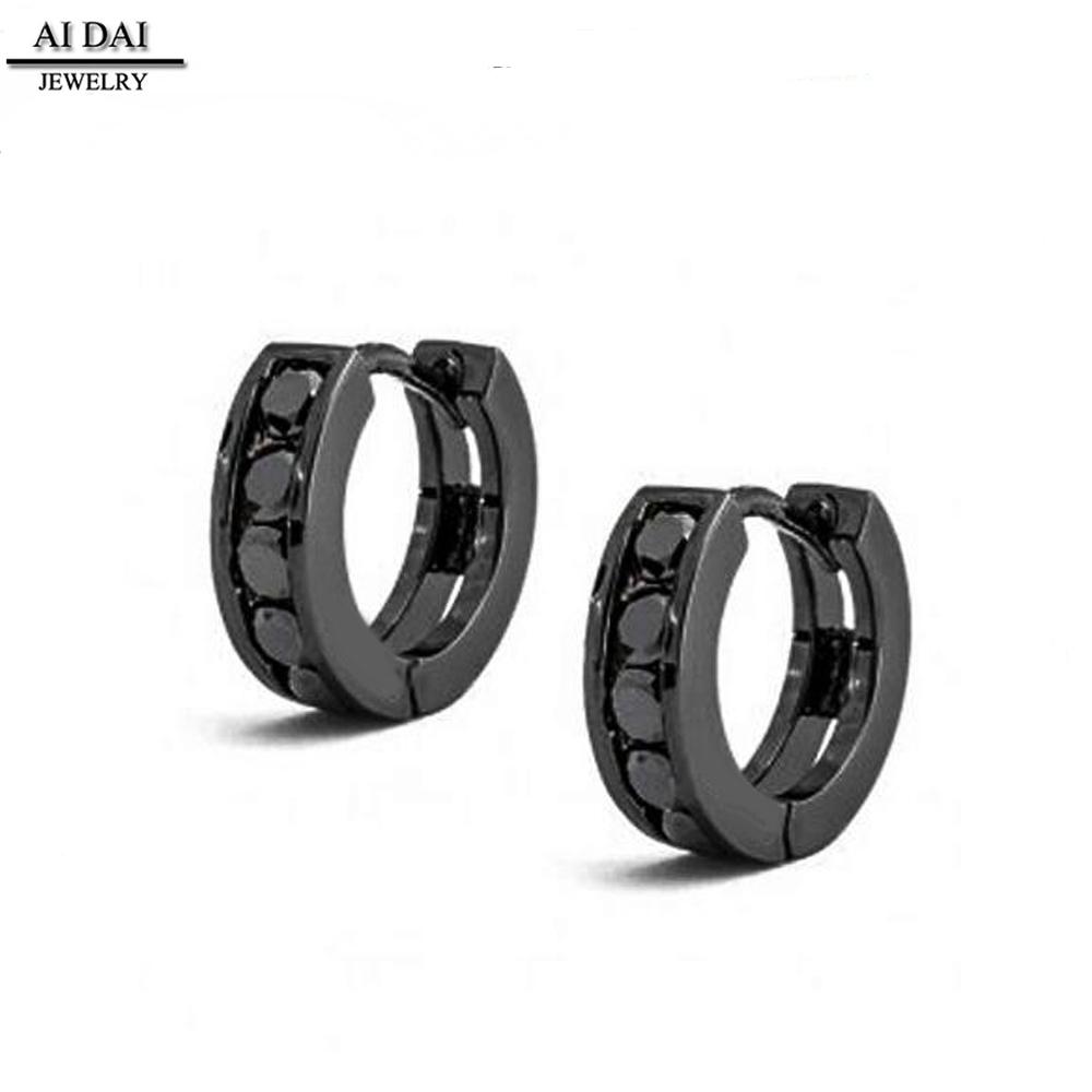 53895b12f1d8e China Black Men's Earrings, China Black Men's Earrings Manufacturers ...