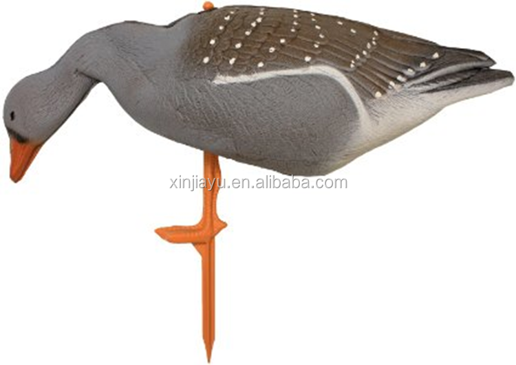 hunting animal goose equipment, garden hunting goose decoy for sale, wholesale goose for hunters