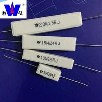 RX27-1 type small power ceramic resistor with factory sale price