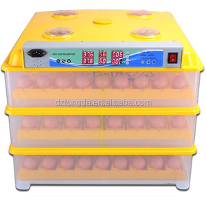 New design industrial incubator for hatching eggs made in China 48 incubator
