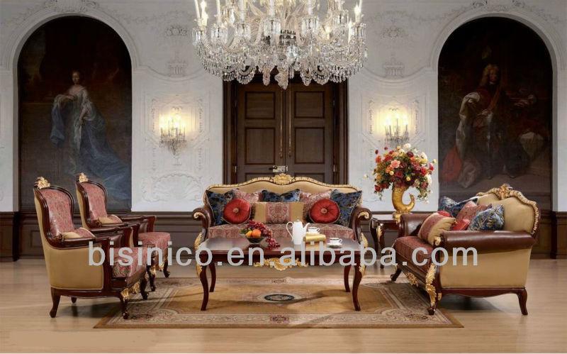 antieke spaanse stijl sofa sets klassieke europese bank luxe ...