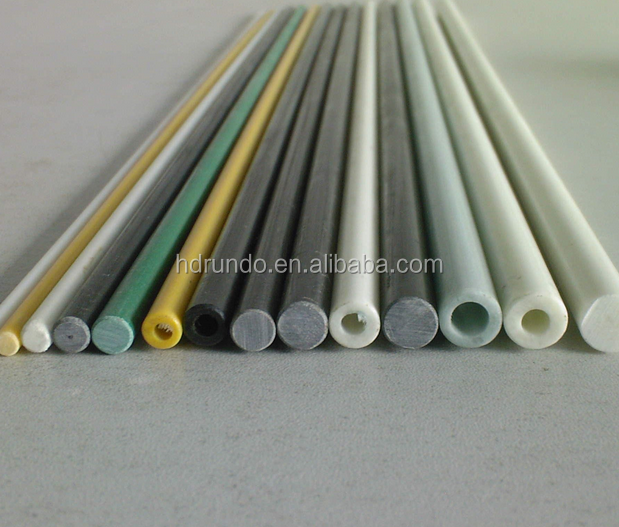 supply good-quality solid FRP poles