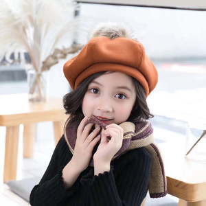 a760b11f638a7 ... boys brand striped hat boina casquette. Cotton Kids Beret