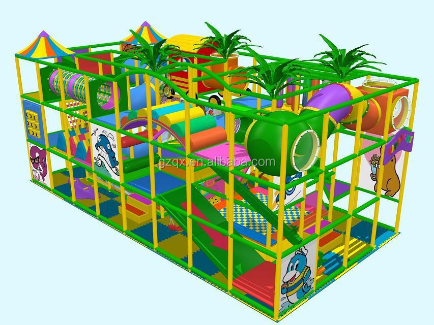 Eco-friendly Indoor Play Area For Toddlers,Indoor Playsets For ...