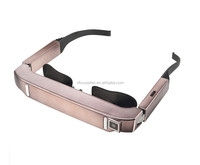 80inch virtual display Android Wifi 3D Video Glasses Eyewear Flcos Glasses TV Glasses