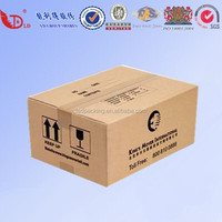 Cheap custom corrugated moving boxes corrugated packaging box supplier
