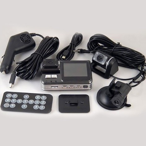 12v 4 channel car video recorder