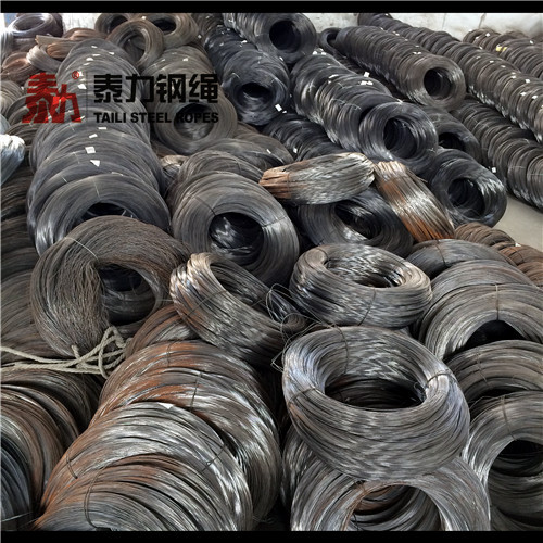 hot sale spring flexible galvanized steel wire rope