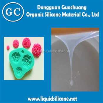 food grade liquid silicone for fondant lace mold