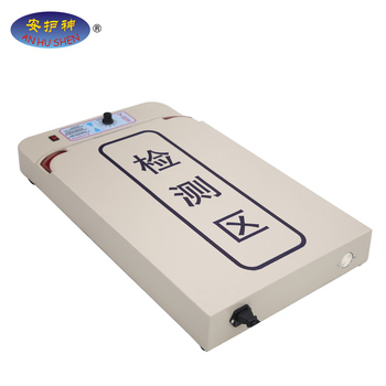 Tabletop Needle Detector Platform  Needle  Detector for Garments/Toys