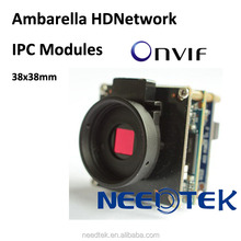 NeedTek odm PCB wireless moduli fotocamera ONVIF <span class=keywords><strong>IP</strong></span> MJPEG H.264 Ambarella Soc con codifica AAC <span class=keywords><strong>audio</strong></span> porta Io G.711A