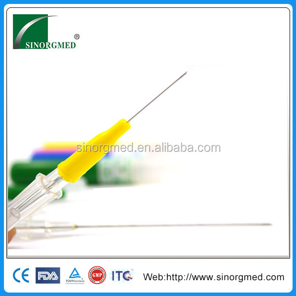 Medical Device of IV Cannula Pen Type for Skin Care