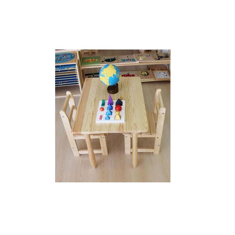EN71 madera materiales montessori preescolar muebles del bebé-Otros ...