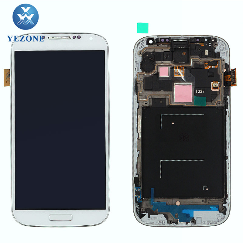 Lcd Screen For Samsung Galaxy S4 Sgh I337 Lcd Touch With Framefor