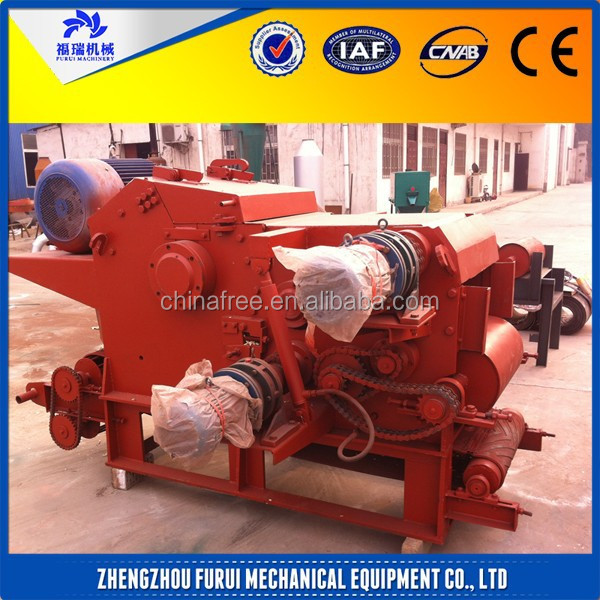 Hot sale factory direct supply drum type wood pallet chipper/electric wood chipper/chinese wood chipper