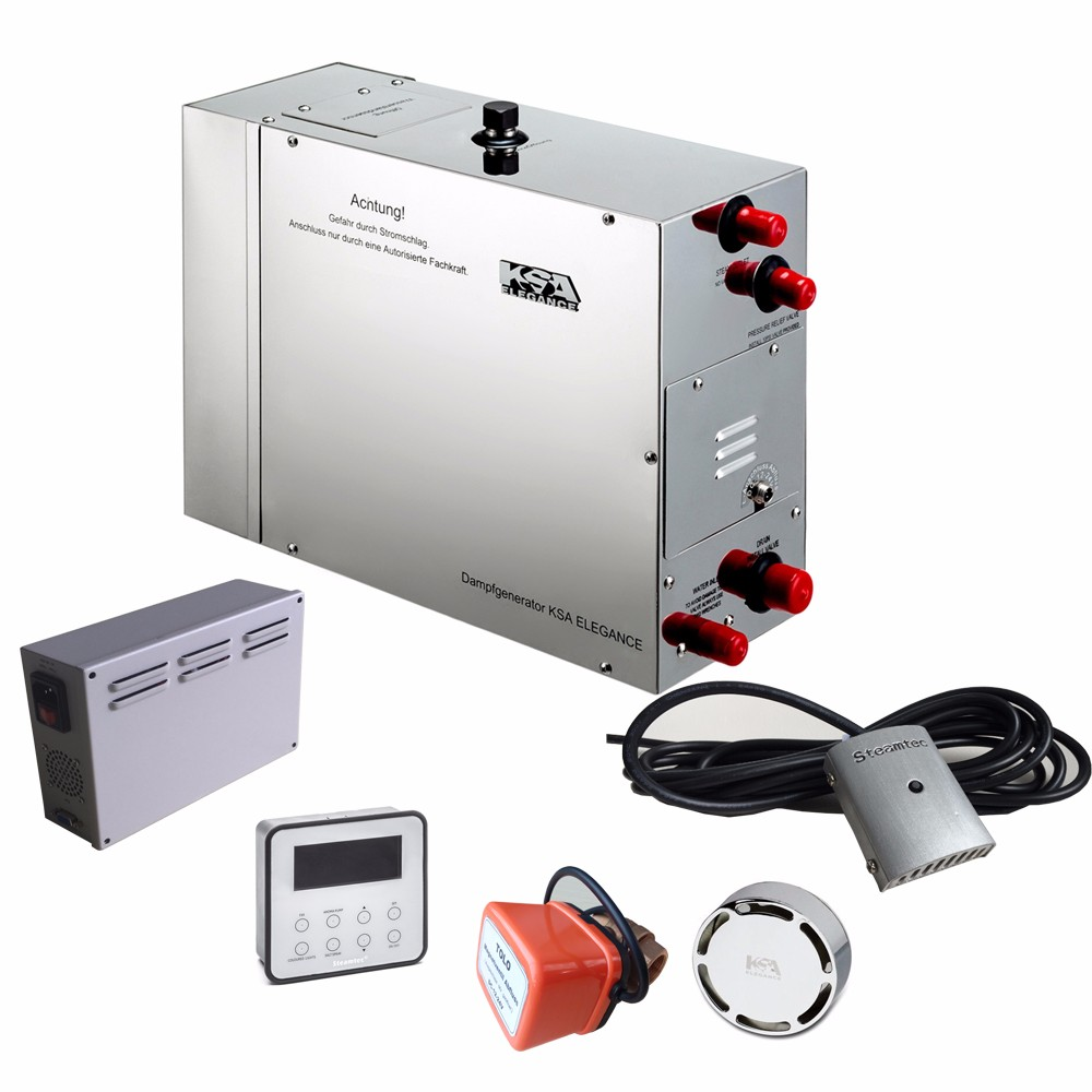Factory Sauna Steam Bath Generator For Steam Room - Buy Sauna ...