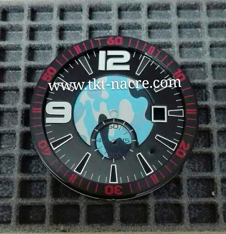 Degit Marker Watch Dial Customize