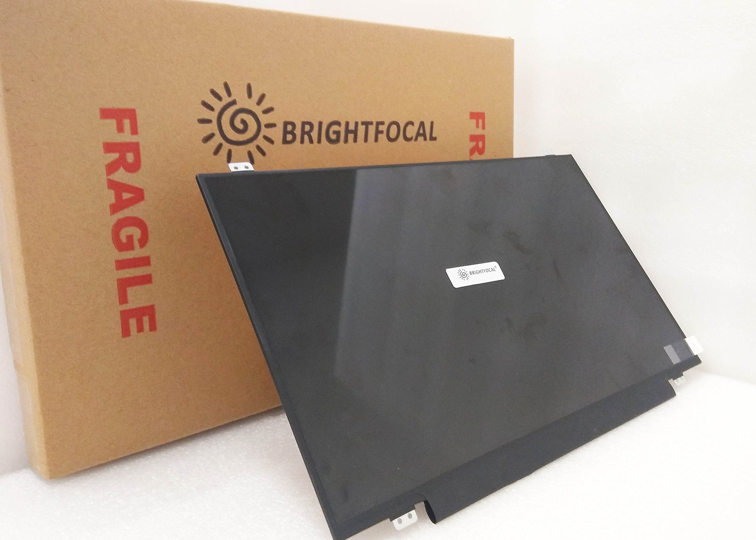 BRIGHTFOCAL NEW SCREEN FOR Lenovo THINKPAD E560 15.6 Matte Full-HD FHD LED LCD Screen Replacement LCD Screen LED DIODE Display