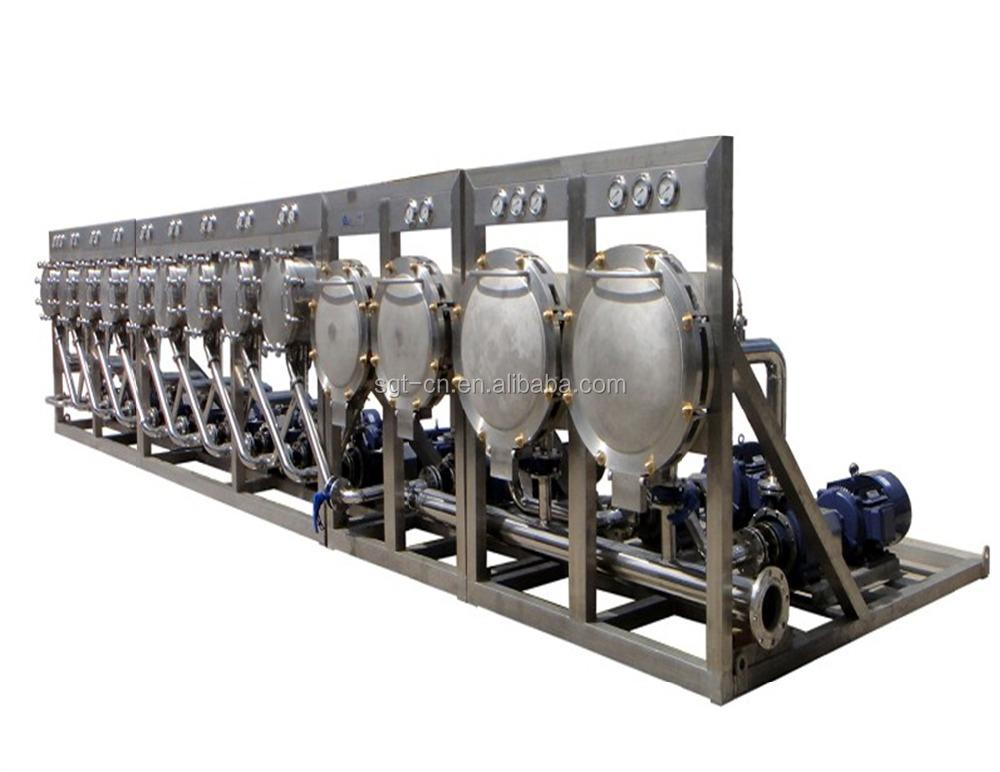Cassava Starch Processing Machine Food Processing Equipment Tapioca Starch  Plant Juca Manioc Process Line - Buy Food Processing Machine,Cassava Starch