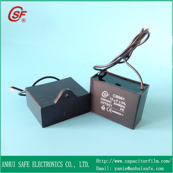 Cbb61 12uf High Ac Explosion Proof 500v Capacitor With Plastic ...