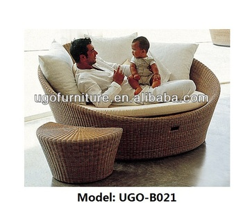 Synthetic Plastic Rattan Furniture Modern Home Decor Items