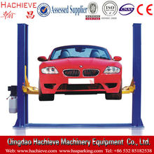 Two post car lift for mini suv & vans