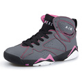 Medium Cut Basketball Shoes Women Lace Up Sneakers Outdoor Sports Non Slip Shoe Breathable Zapatos Mujer