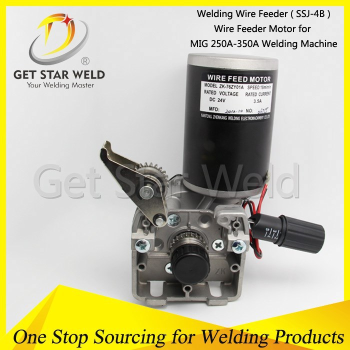 China Top Co2 Welding Wire Feeder Motor/mig Welding Wire Feeder ...