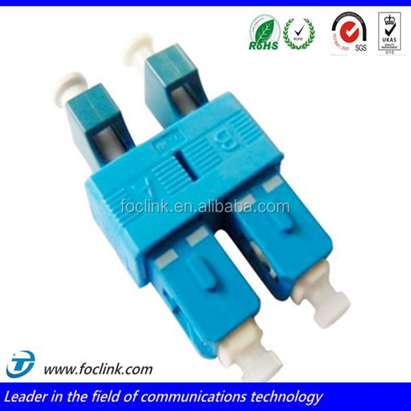 2016 New Arrival Strong Function Fiber Optic Sc Lc Duplex Adapter ...