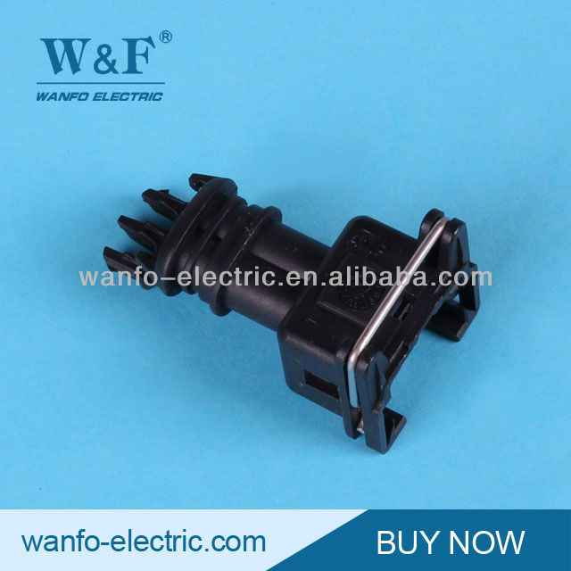 DJ7023-3.5-21 black auto connectors