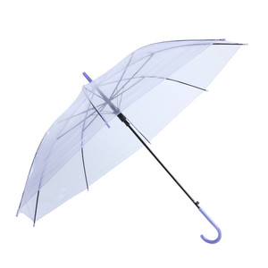 factory hot selling poe transparent full body clear plastic umbrella for sale