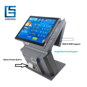 fast and seamless POS, truly an all-in-one solution AIO1589 Restaurant POS
