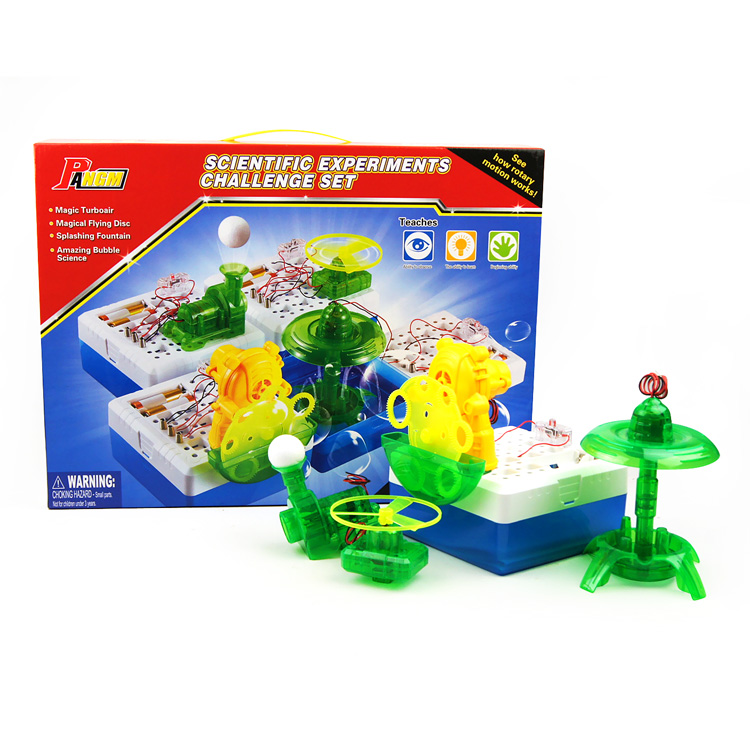 2018 New Diy Stem Learning Toys For Kids Science ...