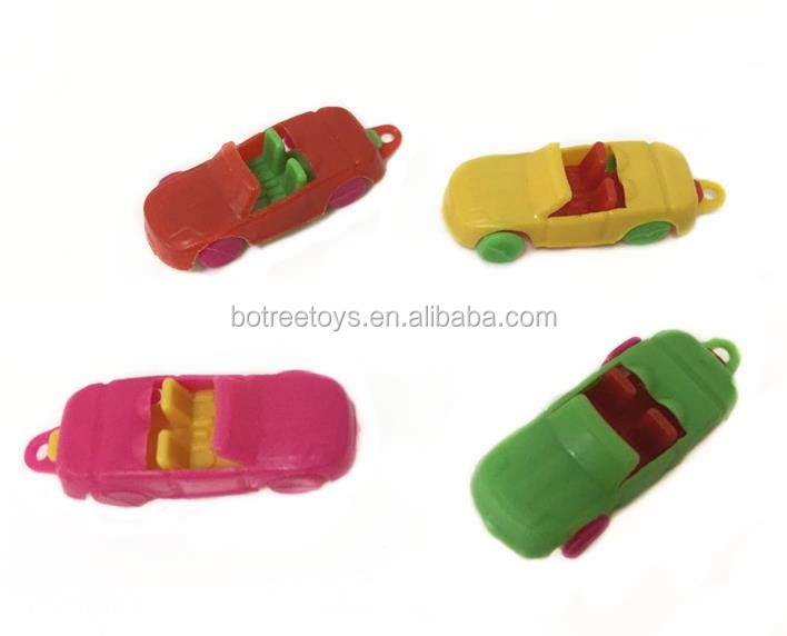 Mini Car Promotion Plastic Hobby Collection Toys for 45MM Capsule
